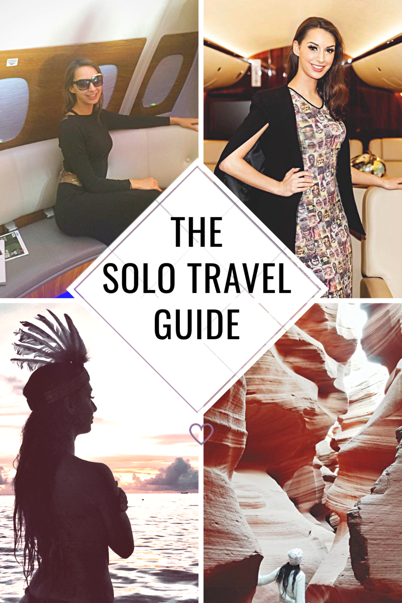 21 Tips for Female SOLO Travellers