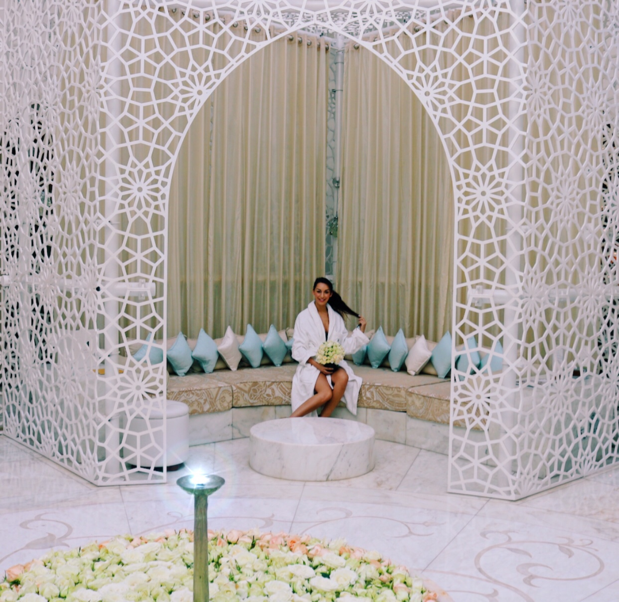 The Royal Mansour Spa | Morocco