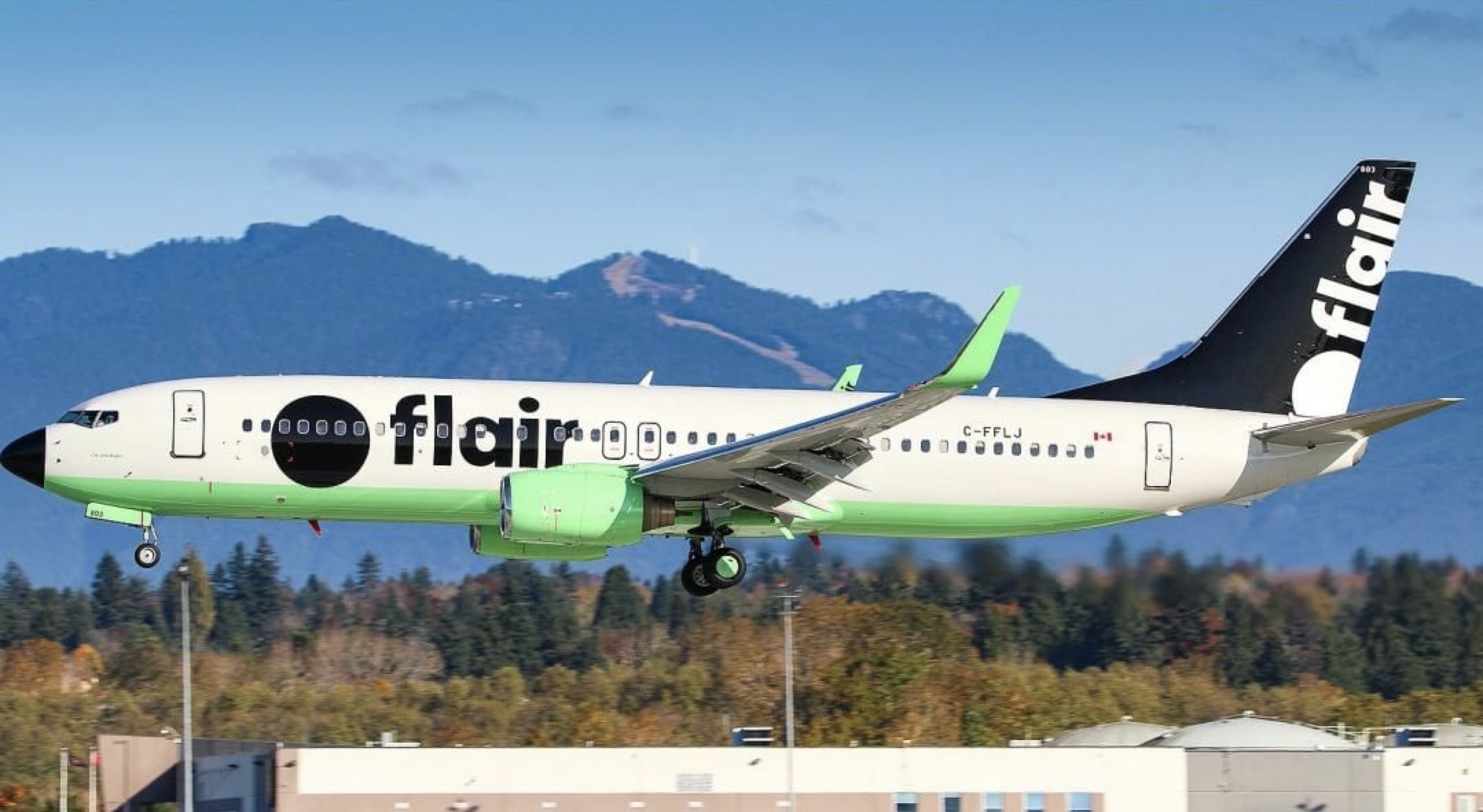 Travel Across Canada with Flair Airlines.| It's PLANE and simple.
